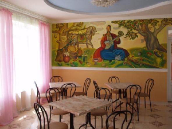 """Ресторан - Гостиный двор """"В гостях у есаула"""""""