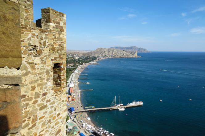 Генуэзская Крепость - Золото Сугдеи (обзорная экскурсия по Судаку + дегустация  массандровских вин).