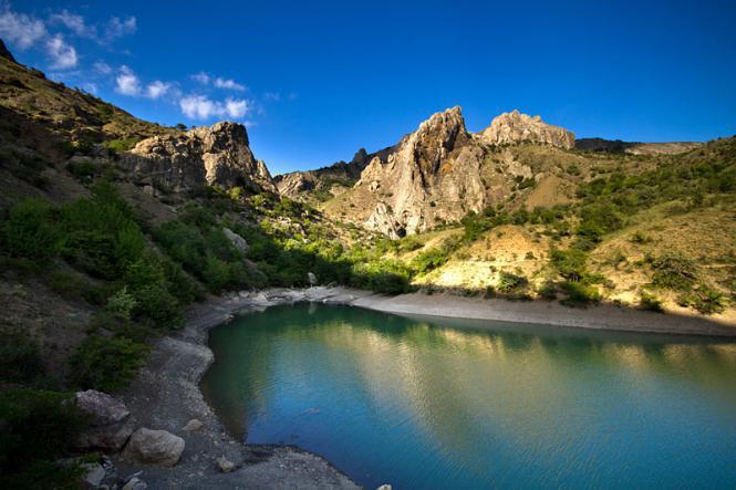 арпат озеро зеленогорье - Каньон реки Арпат