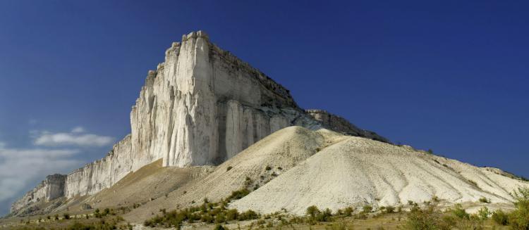 Белая скала в Белогорске - Майские праздники в Судаке