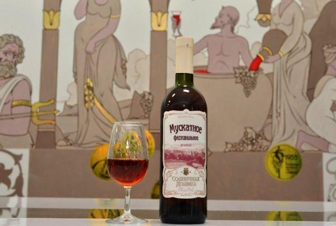 Дегустация в Солнечной долине. - Винный тур по  Крыму  «In vino veritas»!