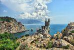 замок Ласточкино гнездо. Крым - Винный тур по  Крыму  «In vino veritas»!