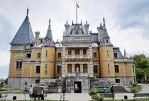Массандровский дворец - Ялта: Царские имения